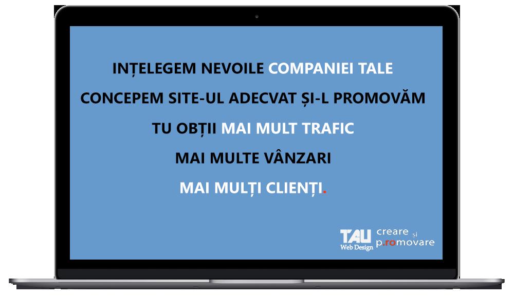 Servicii Web Design Oradea