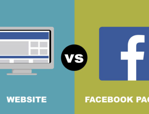 Poate o pagină de Facebook înlocui un site web de prezentare?
