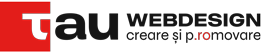 TAU Web Design Logo