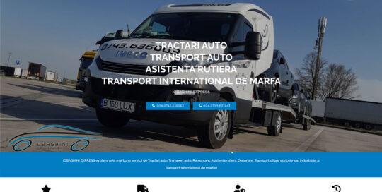 Servicii Tractari Auto Oradea si Transport Auto Oradea