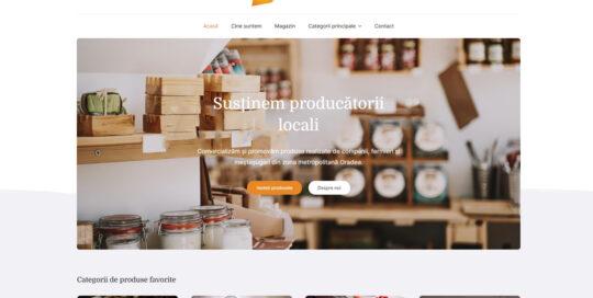 Magazin Online Sedes Market Oradea